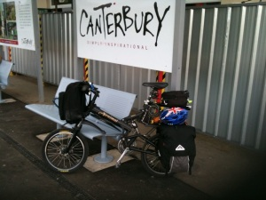 Leaving Canterbury