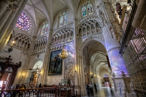 Burgos Cathedral tourism destinations