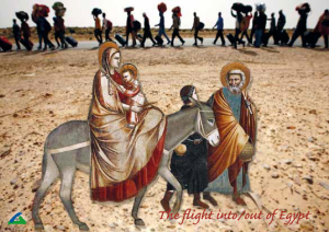 Franciscans International Christmas card