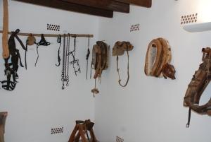 Stable in the Casa de la Font de Carré