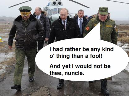Putin Lear