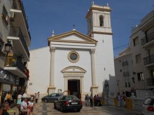 Parroquia de S. Jaume y Sta. Ana, Benidorm