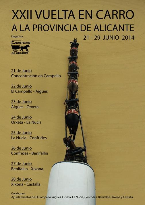 La Nucia Vuelta Carro 2014 (1)