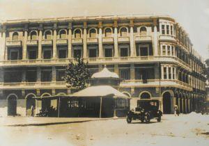 Hotel Montesol 1935