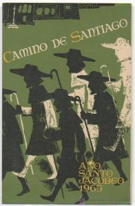 Jacobeo 1965 poster