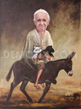 1391653353-artist-portrays-pope-francis-leading-a-badly-damaged-church_3852205